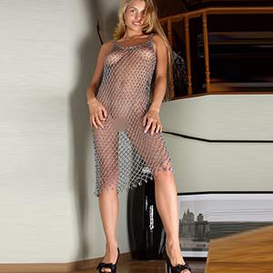 Katharina Promi Escort Model blonde Haare sexy Figur NRW Köln