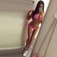 Melly sportliche sexy Prostituierte in Bonn NRW fest Brüste bietet Top Escortservice