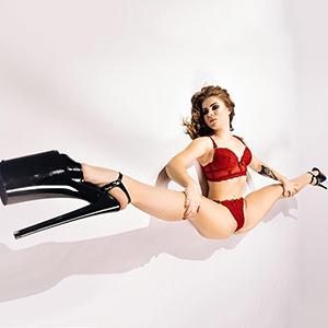 ESCORT OBERHAUSEN Milva Top Model mit extra Sexservice