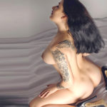 Elite Model Gina Top at NRW Escort Agency for discreet sex dates bookable with striptease