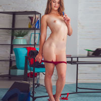 SEX DATE LEVERKUSEN Voluptuous Amateur Model Bulan Stimulates You With Domina In The Hour Hotel