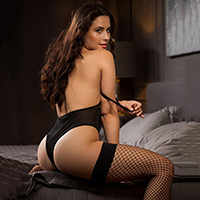 Glamor lady Dina Sweet at the agency escort nrw woman looking for man for horny latex/rubber