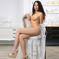 VIP Class Ladie Hilde at NRW escort models for nasty acquaintances and French with protection