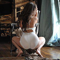 Nymphomaniac Kelen at NRW Escort Agency offers house service with body insemination